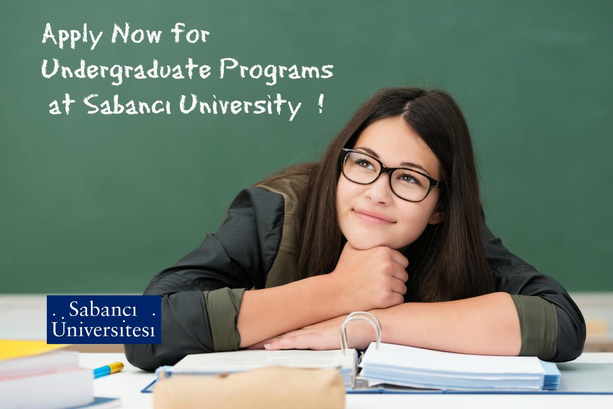 Apply Now For Undergraduate Programs